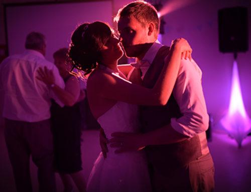 Mariage d'Olivia et Benjamin dans la Salle des Fêtes les Peupliers à Grugies